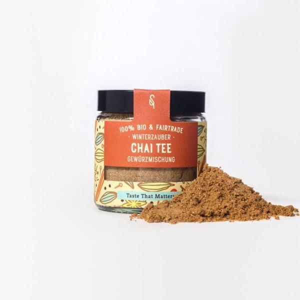Chai Tee - Weihnachtsgewürze