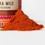 Paprika-Pulver - Paprika-Gewürz in Bio-Qualität