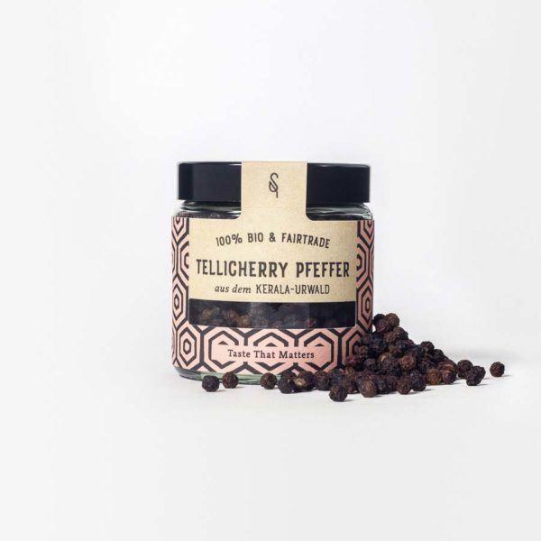 Tellicherry-Pfeffer - Bio-Pfeffer