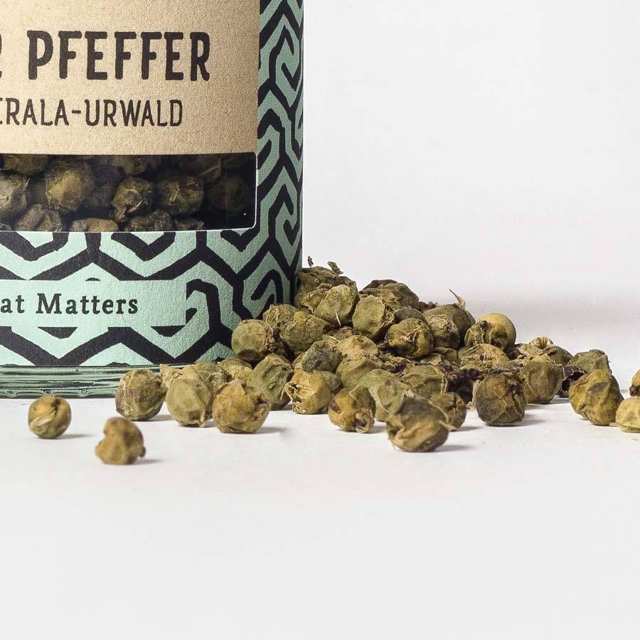 Grüner Pfeffer - Bio-Pfeffer
