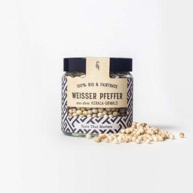 Weisser Pfeffer - Bio-Pfeffer