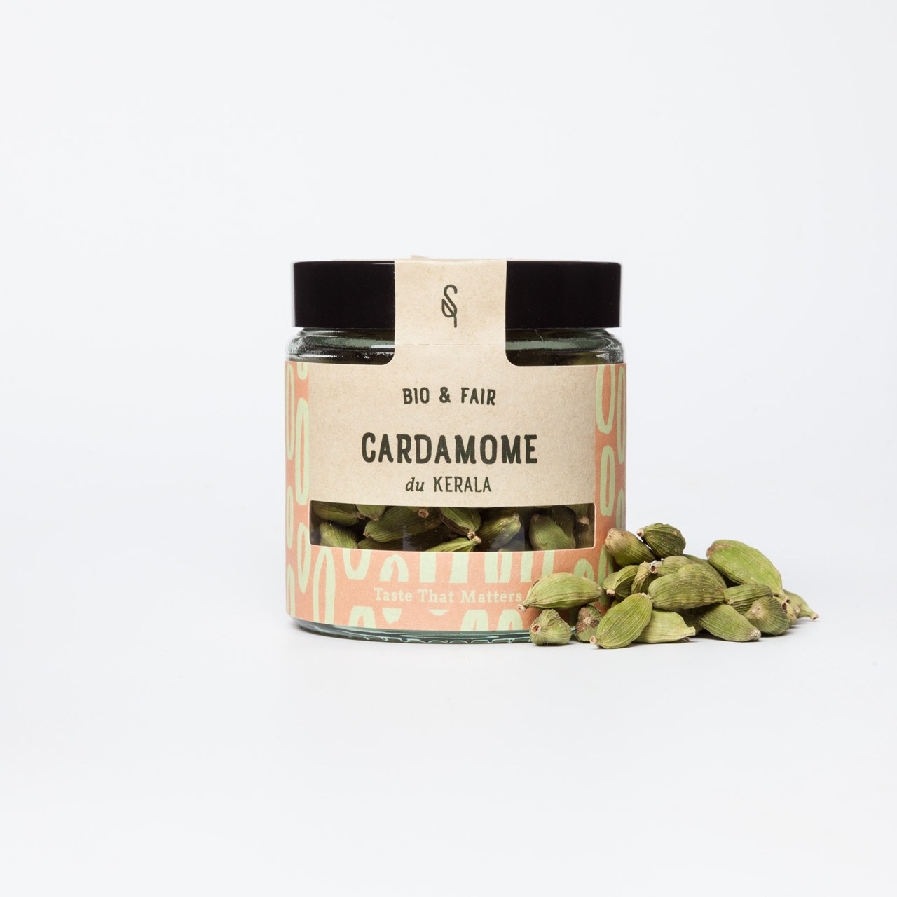 Cardamome entier SoulSpice