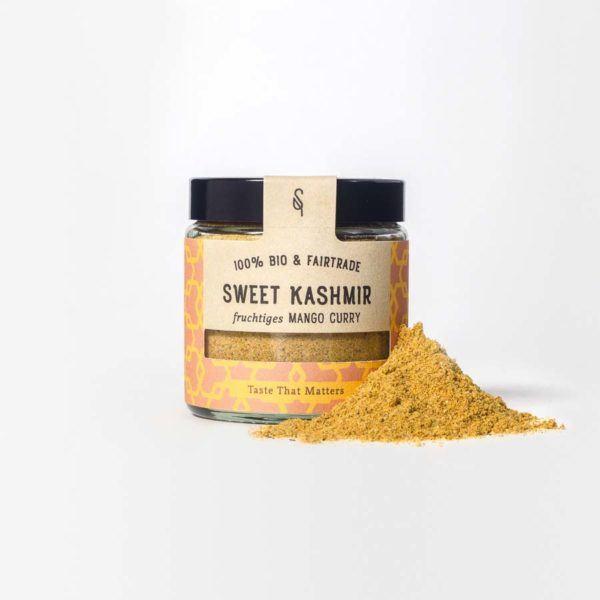 Mango Curry - Currypulver, Currygewürz