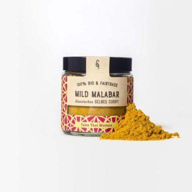 Gelbes Curry mild - Currypulver, Currygewürz