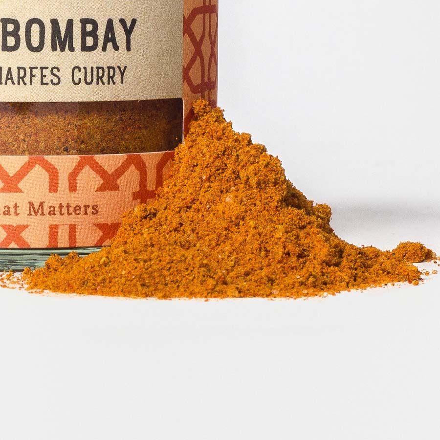 Curry-Pulver Curry-Gewürz