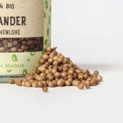 Koriander ungemahlen Bio-Gewürz