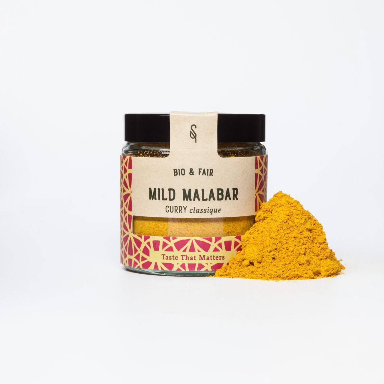 Mild malabar Curry SoulSpice FR