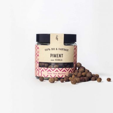 Piment ungemahlen - Bio-Gewürz