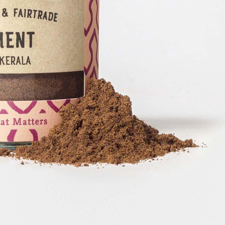 Piment gemahlen - Bio-Gewürz, Bio-Gewürzpulver