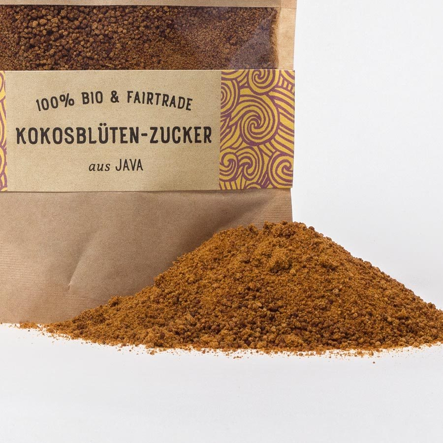 Kokosblüten-Zucker - Bio-Zucker