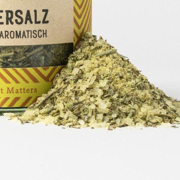 Kräutersalz - Bio-Gewürze