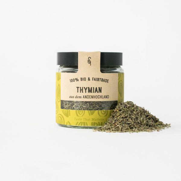 Thymian Bio-Gewürz