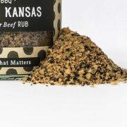 Black Kansas - BBQ Gewürz - Bio-Gewürz