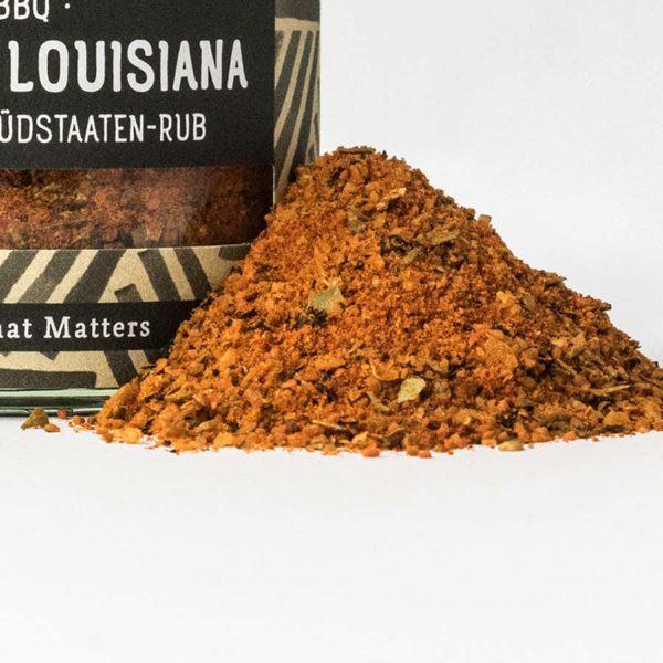 Classic Louisiana - Rub - BBQ Gewürze - Bio-Gewürz