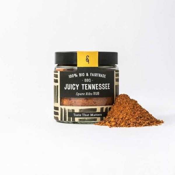 Juicy Tennessee - BBQ Gewürze - Bio-Gewürz