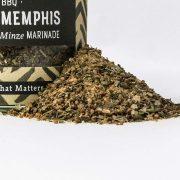 Minty Memphis Knoblauch-Minze-Marinade - BBQ Gewürze - Bio-Gewürz