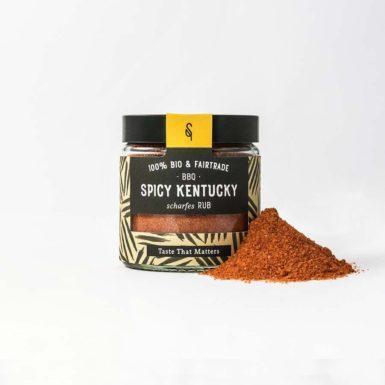 Spicy Kentucky - BBQ Gewürz - Bio-Gewürz