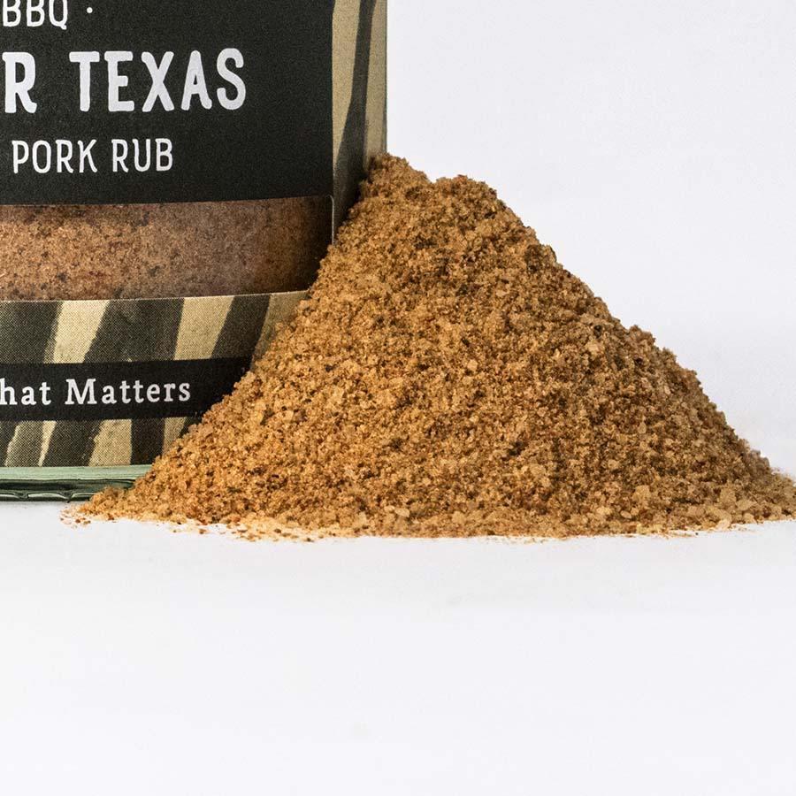 Tender Texas - BBQ Gewürz - Bio-Gewürz