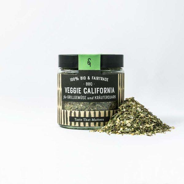 Veggie California - BBQ Gewürze - Bio-Gewürz