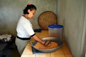 Kokosblüten-Zucker Herstellung