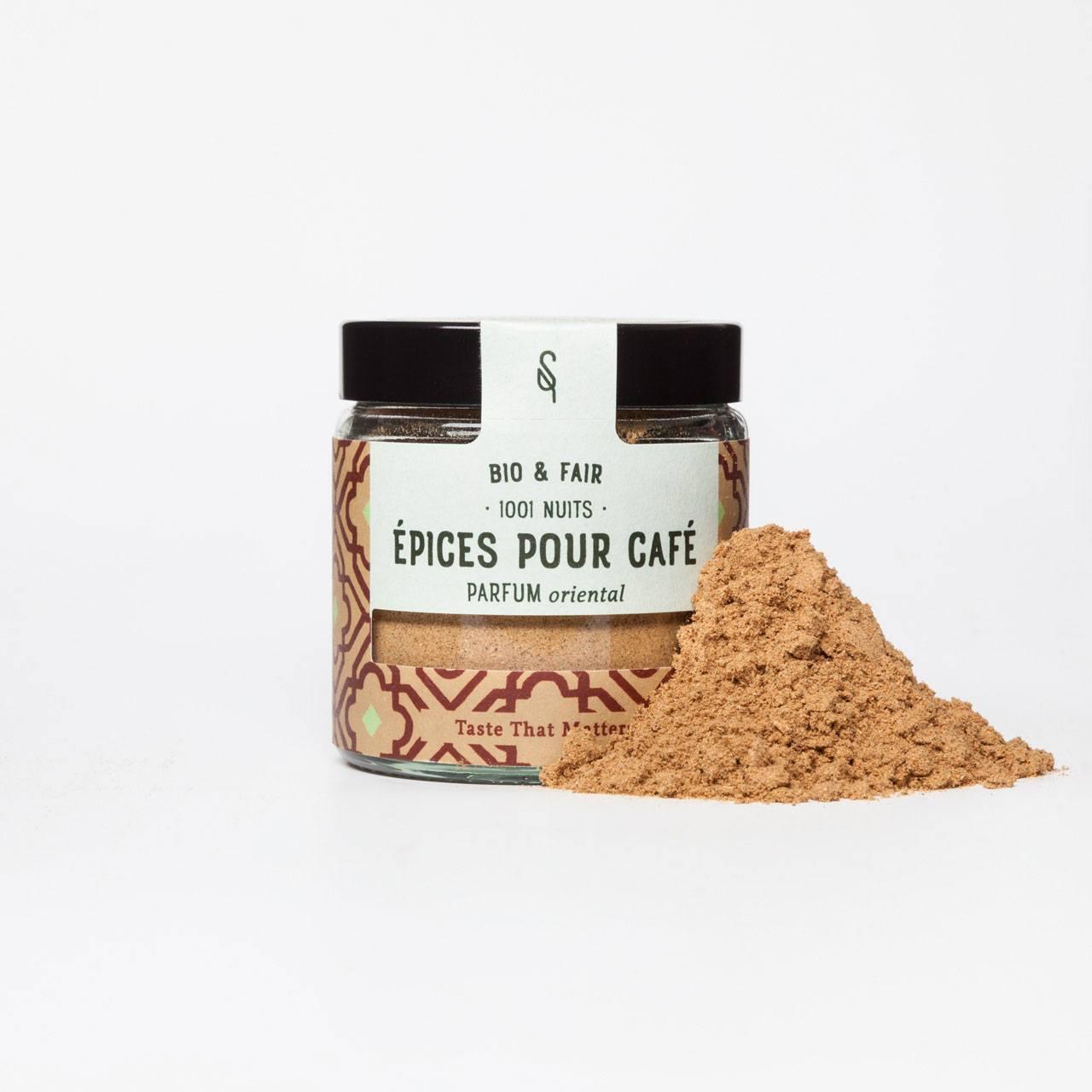 Epices pour Cafe SoulSpice FR