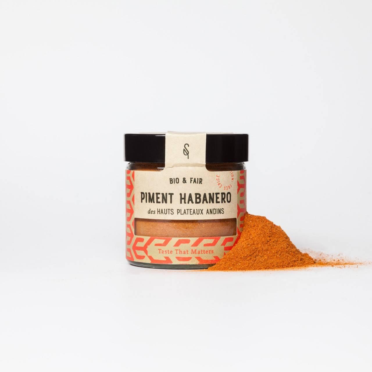 Piment Habanero SoulSpice