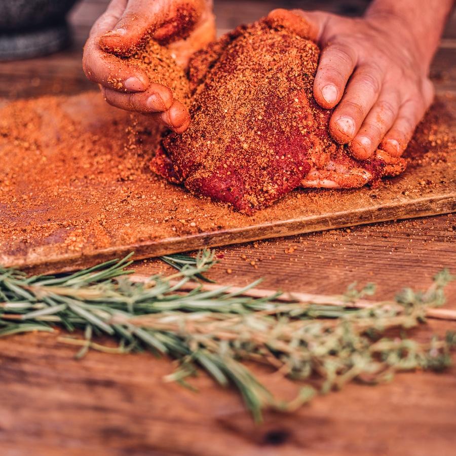 Rub - BBQ-Gewürz - Grillgewürz von SoulSpice