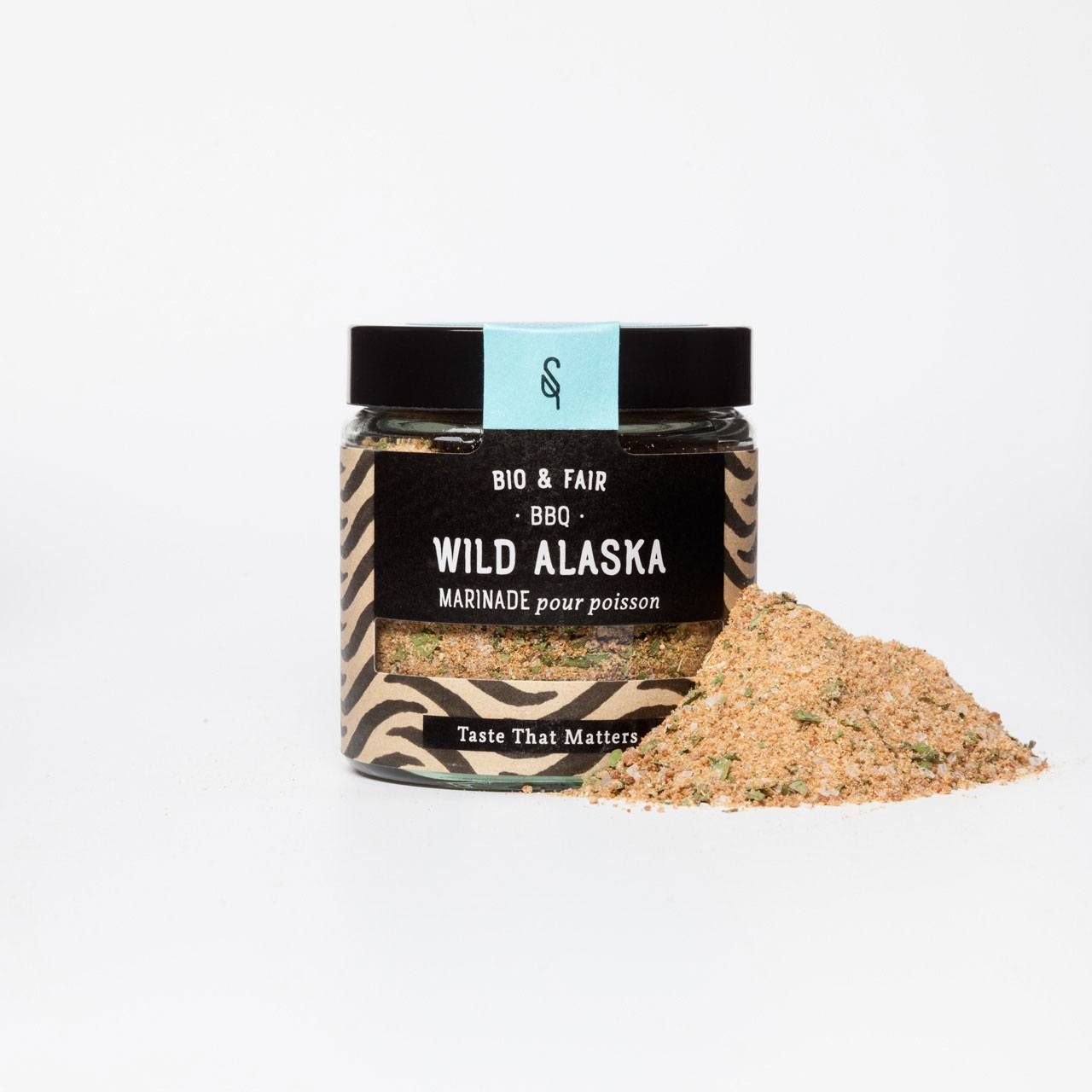 Wild Alaska BBQ Rub SoulSpice FR