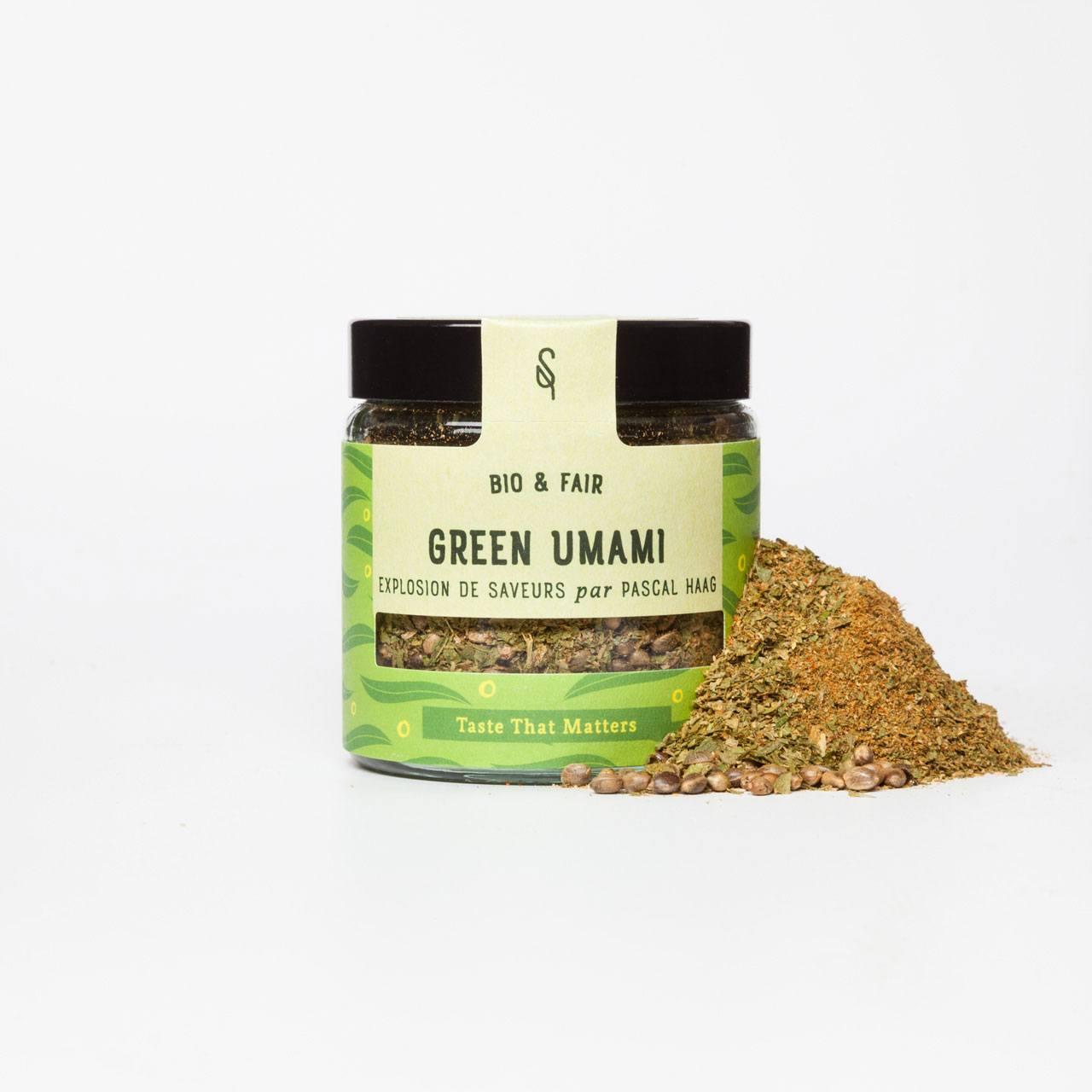 Green Umami SoulSpice