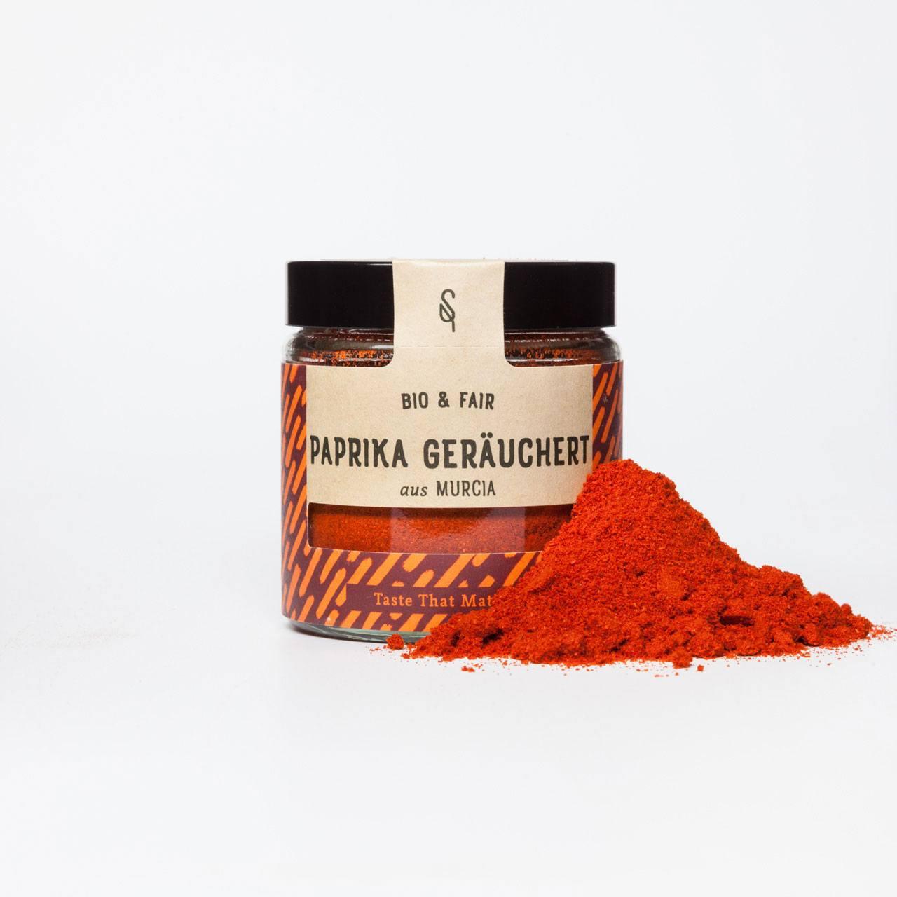 Paprika geräuchert SoulSpice